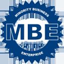 MBE Minority Business Enterprise Certified Logo