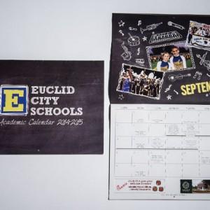 Euclid City Schools Calendar Print Service