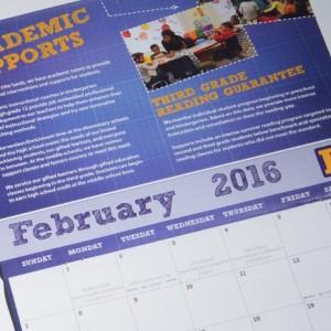Euclid City Schools Calendar Design
