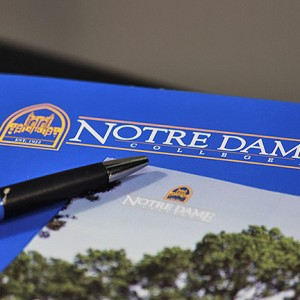 Notre Dame College Brocure Printing