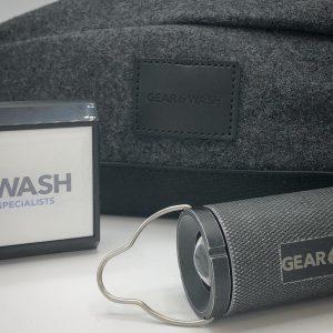 Gear Wash kit items