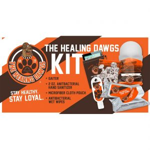 The Healing Dawgs Kit horizontal sign