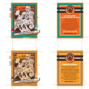 Healing Dawgs cards